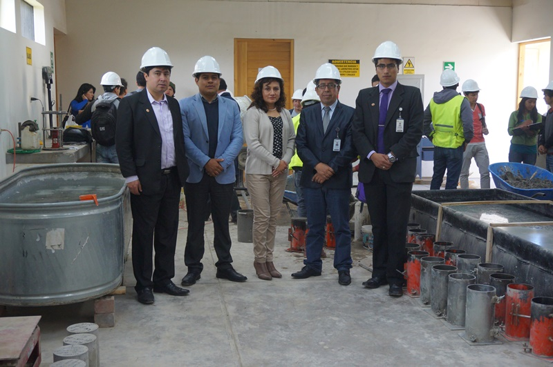 acreditación ingeniería civil cajamarca ingeniería