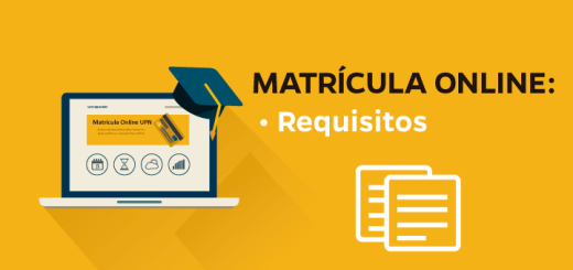 matrícula-online-requisitos