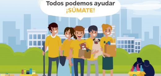 Unidos logramos más, súmate al Global Days of Service 2018