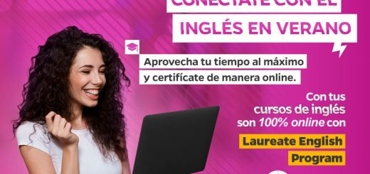Este verano potencia tu dominio del inglés con Laureate English Program