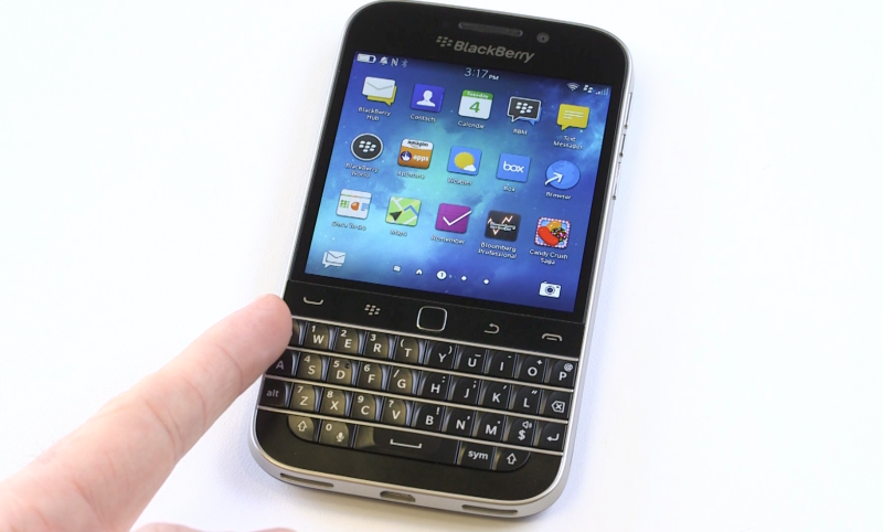 blackberry postgrado
